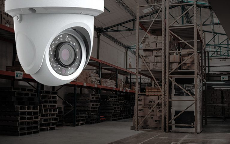 Security Cameras for Warehouse