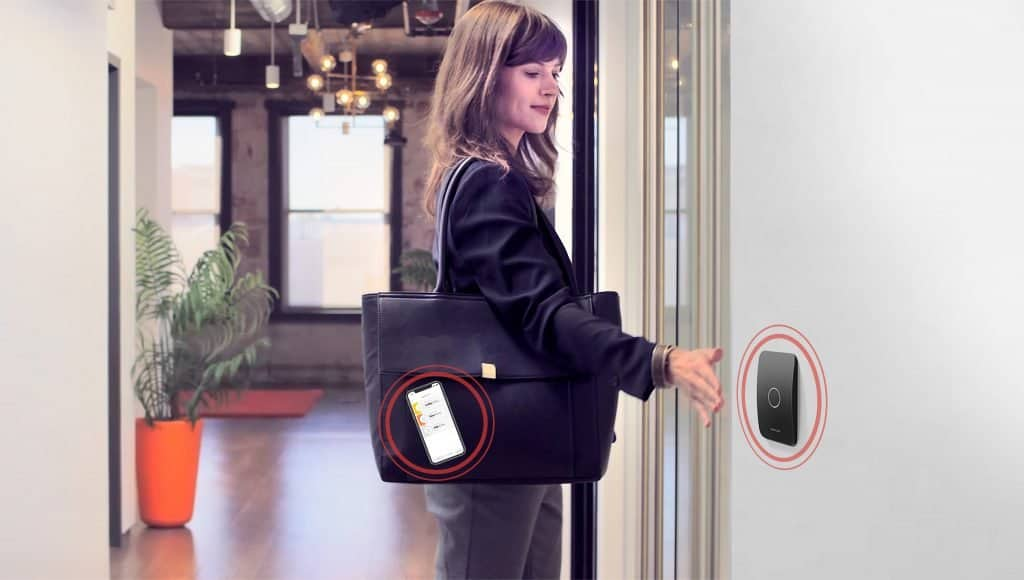 Hands-free Access Control by Openpath