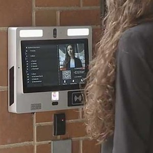 visitor management system access control