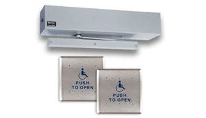 Push Button Door Opener