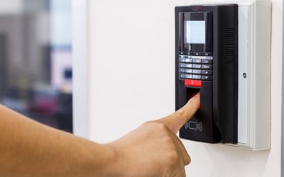 Fingerprint Biometric Access Control